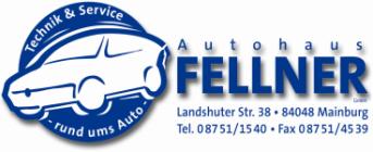 Logo von Autohaus Fellner GmbH